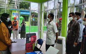 Wali Kota Palangka Raya Apresiasi Dukungan MDMC Tangani Pandemi