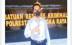 Laporan Dugaan Asusila Pegawai PTT Kecamatan Pahandut Masih Didalami