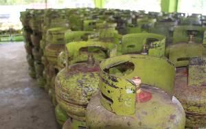 Harga Gas Subsidi di Palangka Raya Tembus Rp 35 Ribu