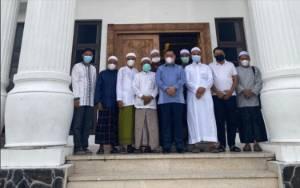 Zuriat Syekh Muhammad Arsyad Al Banjari Lihat Kondisi Kubah Ujung Pandaran