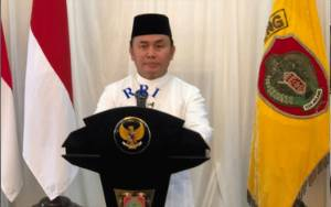 Ucapan Gubernur Kalteng pada Idul Adha