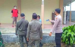 Seorang Suami Bersikeras Ingin Bawa Pulang Pasien Covid-19 di RSUD Tamiang Layang