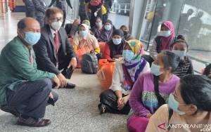 63 WNI Dipulangkan dari Penjara Malaysia