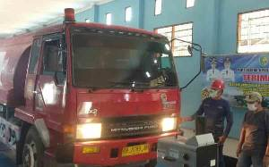 4.590 Kendaraan di Palangka Raya Lulus Uji KIR