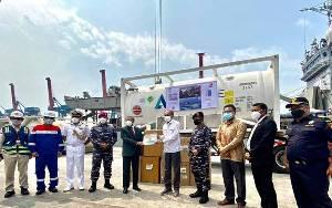 Indonesia Terima 300 Konsentrator, 100 MT Oksigen dari India