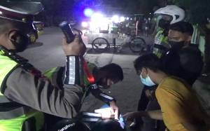 Sejumlah Anggota Geng Motor Terduga Pelaku Pengeroyokan Satpam di Sampit Ditangkap