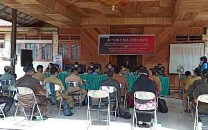 DPRD Seruyan Lakukan Uji Publik Raperda Inisiatif