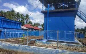 Pemkab Murung Raya terus Berupaya Tingkatkan Layanan Air Bersih