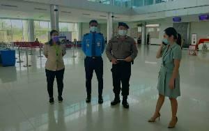 Kedapatan Palsukan PCR, Oknum Tenaga Medis Ditangkap di Bandara Tjilik Riwut