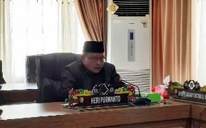Fraksi GNB Minta Pemko Palangka Raya Lebih Cermat Soal Raperda Protokol Kesehatan