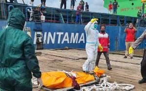 ABK Ditemukan Meninggal Dievakuasi ke RSUD dr Murjani Sampit