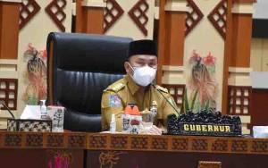Gubernur Harap Kepala Daerah Konsisten Menjalankan Instruksi Terkait PPKM