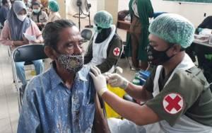 34,01 Persen Lansia di Palangka Raya Tuntas Vaksinasi Dosis II