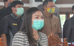 Fraksi PDIP DPRD Gunung Mas Ingin Pengawasan Kegiatan Masyarakat Diperketat