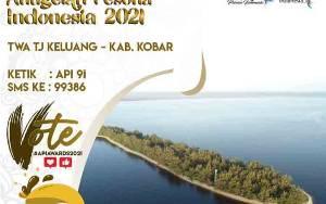 Dua Tempat Wisata di Kobar, Memimpin Klasemen Sementara di API Award 2021
