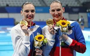 Romashina Sabet Emas Olimpiade Keenam, Catatkan Sejarah Renang Indah