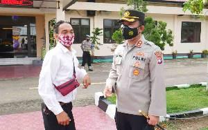 Polres Barito Timur Rekrut Penyandang Disabilitas Sebagai Operator Layanan 110