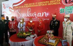 Bupati Sampaikan Ini di Usia 19 Tahun Kabupaten Seruyan