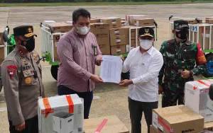 Kalteng Dapatkan Bantuan Oksigen Ventilator dari Presiden