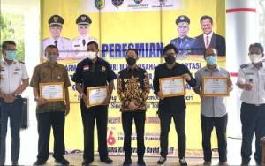 Pemko Palangka Raya Dapat Penghargaan dari Angkasa Pura II