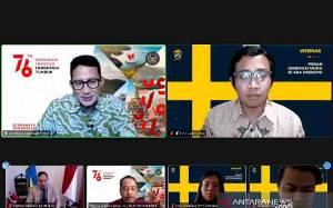 Sandiaga Uno Ajak Pelajar Indonesia di Swedia Promosikan Parekraf