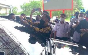 33 Armada Taksi Bandara Tjilik Riwut Sudah Uji KIR