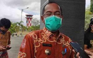 Dinkes Kalteng Petakan Kebutuhan Oksigen Faskes
