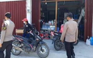 Cegah Kriminalitas Kawasan Pasar, Polisi Rutin Lakukan Patroli