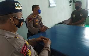 Satpolair Polres Kotim Berkoordinasi dengan BKSDA Terkait Kemunculan Buaya di Sungai Mentaya