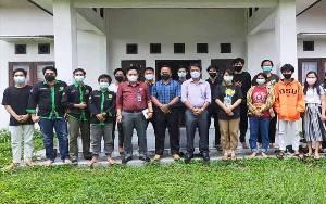 Mahasiswa di Palangka Raya Keluhkan Kondisi Asrama ke Pimpinan DPRD Barito Timur