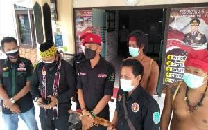 DAD dan Ormas Dayak di Lamandau Dukung Polisi Tindak Pelaku Pembakaran dan Penganiayaan