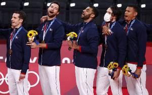 Emas Bola Voli Putra Olimpiade Tokyo Jadi Milik Prancis