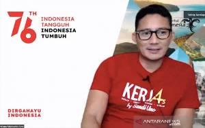Menparekraf Kagumi Ketangguhan Insan Perfilman Indonesia