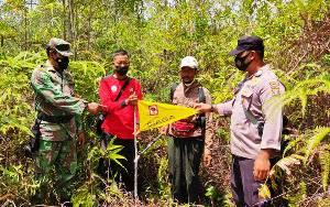 Tim Gabungan Patroli Terpadu Cegah Karhutla di Rakumpit