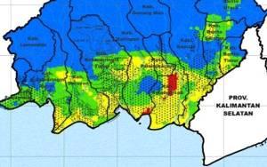 Titik Panas Muncul Lagi di Kotim, Kecamatan Ini Jadi Penyumbangnya