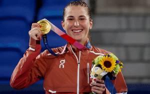 Peringkat WTA Juara Olimpiade Belinda Bencic Naik ke Urutan 11
