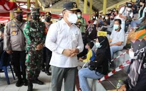 Gubernur Kalteng Minta Bupati dan Wali Kota Tetap Perhatikan Masyarakat Isolasi Mandiri