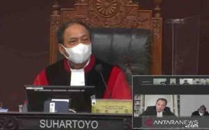 Hakim MK Minta Pemerintah Hadirkan Ahli dalam Uji Materi UU Narkotika