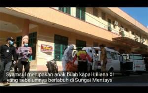 Video: Evakuasi Tamu Hotel Meninggal Diduga saat Isolasi Mandiri
