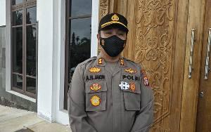 Ketersediaan Oksigen di RSUD dr Murjani Sampit dan PT Samator Dijaga Ketat Polisi