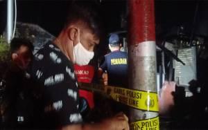 Kebakaran Rumah di Jalan Anggrek Palangka Raya