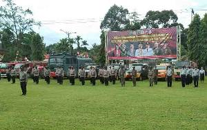Wabup Barito Timur: Jangan Lengah Terhadap Potensi Karhutla