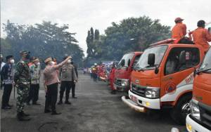 PBS di Kapuas Diimbau Berpartisipasi Aktif Dalam Penanganan Karhutla