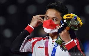 Kunci Ginting Atasi Tekanan Olimpiade, Nikmati Saja Pertandingan