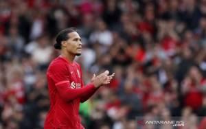 Jurgen Klopp Puas dengan Kembalinya Virgil van Dijk Bersama Liverpool
