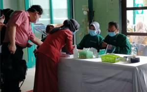 75 Nakes RSUD dr Murjani Sampit tak Bisa Jalani Vaksin Dosis Ketiga Karena Baru Sembuh dari Covid