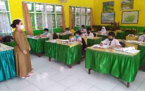 Dinas Pendidikan Kotim Ingin Kurikulum tetap Tercapai saat Pembelajaran Jarak Jauh
