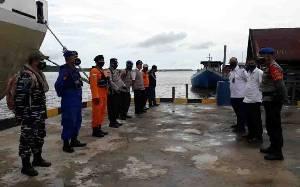 Tim Gabungan Mulai Lakukan Pencarian Awak Kapal Nelayan Hilang di Perairan Kumai