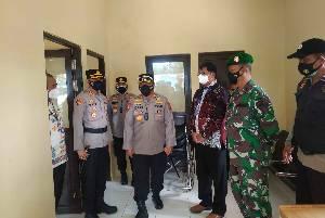 Poliklinik Presisi Polres Seruyan Diresmikan