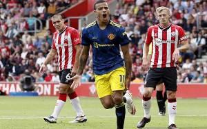 Manchester United Capai Rekor Laga Tandang di Markas Southampton